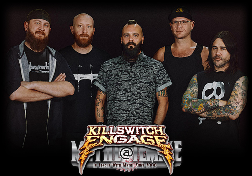 Killswitch Engage S Justin Foley We Wrote Too Many Songs That