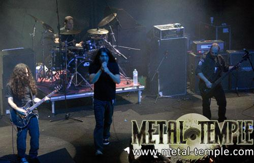 Fates Warning @ Fuzz Club, Athens (GRE) live report - Metal